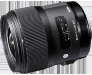 Sigma 35mm F1.4 DG HSM A Sony