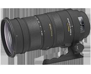 Sigma 50-500mm F4.5-6.3 APO DG OS HSM Canon