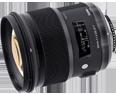 Sigma 50mm F1.4 DG HSM A Nikon