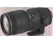 Sigma 70-200mm F2.8 EX DG APO Macro HSM II Nikon