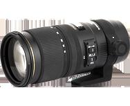 Sigma 70-200mm F2.8 EX DG APO OS HSM Nikon