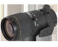 Sigma 70-200mm F2.8 EX DG APO HSM Canon