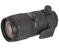 Sigma 70-200mm F2.8 EX DG APO HSM Nikon