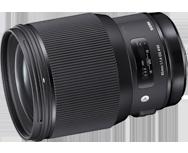 Sigma 85mm F1.4 DG HSM A Canon