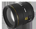 Sigma 85mm F1.4 EX DG HSM Canon