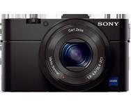 Sony Cyber-shot DSC-RX100 II Lens