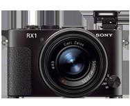 Sony Cyber shot DSC RX1 lens