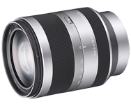 Sony E18-200mm f/3.5-6.3