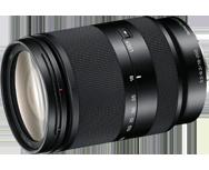 Sony E 18-200mm f/3.5-6.3 LE