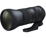 Tamron SP 150-600mm f/5-6.3 Di VC USD G2 (Model A022) Canon