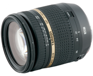 Tamron SP 17-50mm F/2.8 Di II XR VC LD Aspherical IF Canon