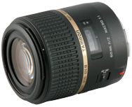 Tamron SP AF 60mm F/2 Di II LD [IF] MACRO Canon