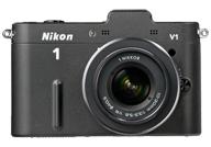 Nikon 1 V1 with no lenses