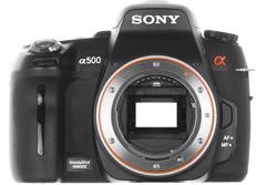 Sony Alpha 500