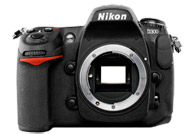 Nikon D300 无镜头