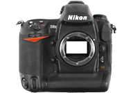 Nikon D3X with no lenses