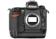 Nikon D3s with no lenses