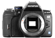 Olympus E620 with no lenses