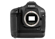 Canon EOS 1D Mark III with no lenses
