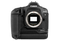 Canon EOS 1D Mark II N with no lenses