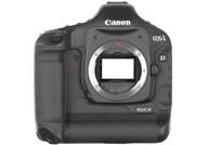Canon EOS 1D Mark IV with no lenses