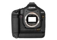 Canon EOS 1Ds Mark III with no lenses
