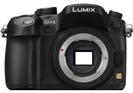Panasonic Lumix DMC-GH3 with no lenses