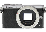Panasonic Lumix DMC-GM1 with no lenses