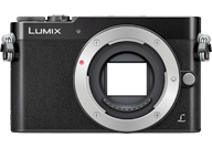 Panasonic Lumix DMC-GM5 with no lenses