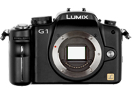 Panasonic Lumix DMC G1 无镜头