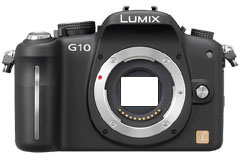 Panasonic Lumix DMC G10