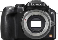 Panasonic Lumix DMC G5