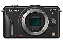 Panasonic Lumix DMC GF2