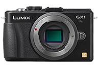 Panasonic Lumix DMC GX1 无镜头