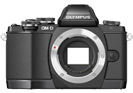 Olympus OM-D E-M10 with no lenses