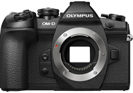 Olympus OM-D E-M1 Mark II with no lenses