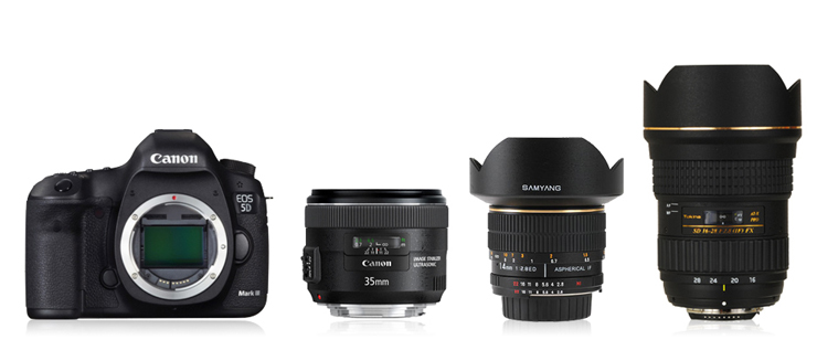 Which lenses should you choose for your Canon EOS 5D Mark III? - DxOMark