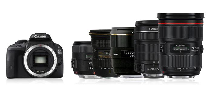 100d-lenses
