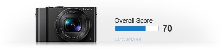 Panasonic Lumix DMC-LX10 Overall Score