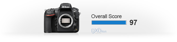 Nikon D810 review DxO Mark