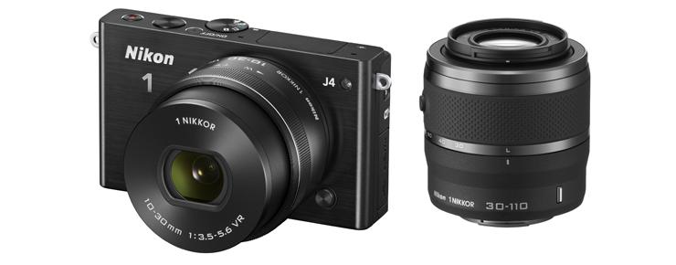 Nikon 1 J4 preview