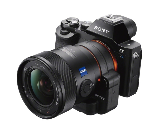 Sony A7S Preview