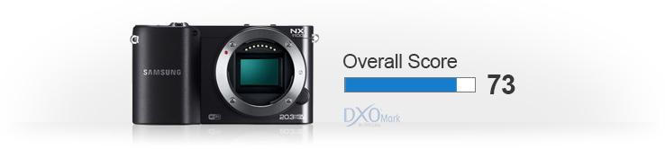 Samsung-NX1100-overall-score