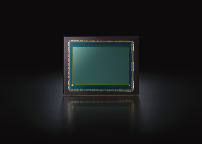 Sony A7S Sensor