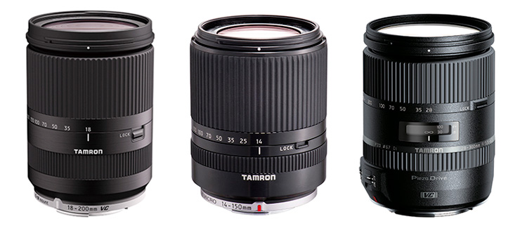 Tamron Superzooms Preview Three New Third Party Super
