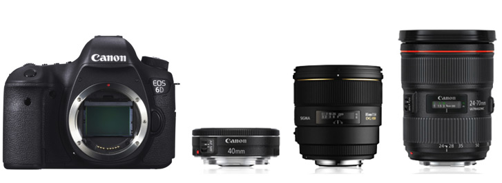 Best lenses for your Canon EOS 6D - DxOMark