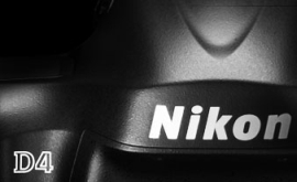 A first look at Nikon's new flagship camera, the Nikon D4