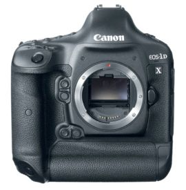 Canon EOS 1DX: Canon announces its new flagship camera