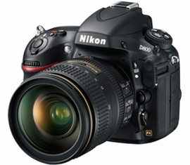 Nikon annonces the D800 and breaks a new resolution record