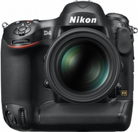 Nikon D4: Our first hands-on impressions